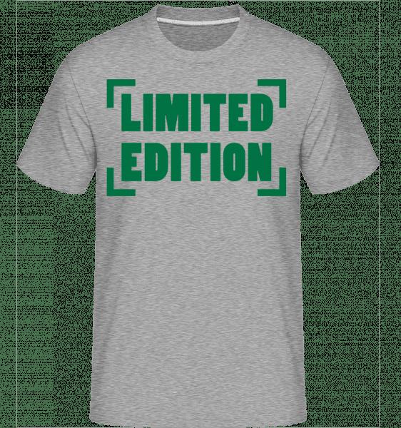 Limited Edition -  Shirtinator Men's T-Shirt - Heather grey - Vorn
