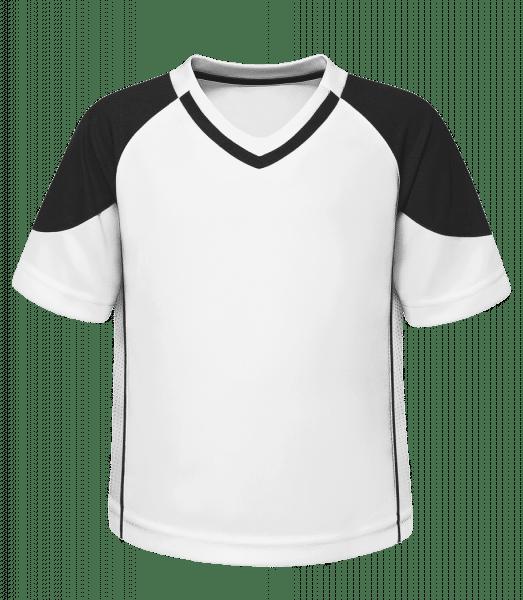 Kid's Jersey 338 - White - Vorn