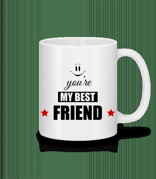 You're My Best Friend - Mug - White - Vorn