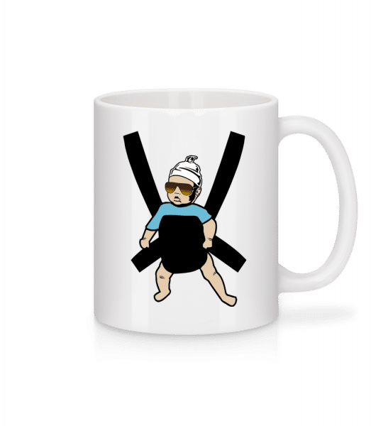 Hang Over Baby - Tasse - Weiß - Vorn