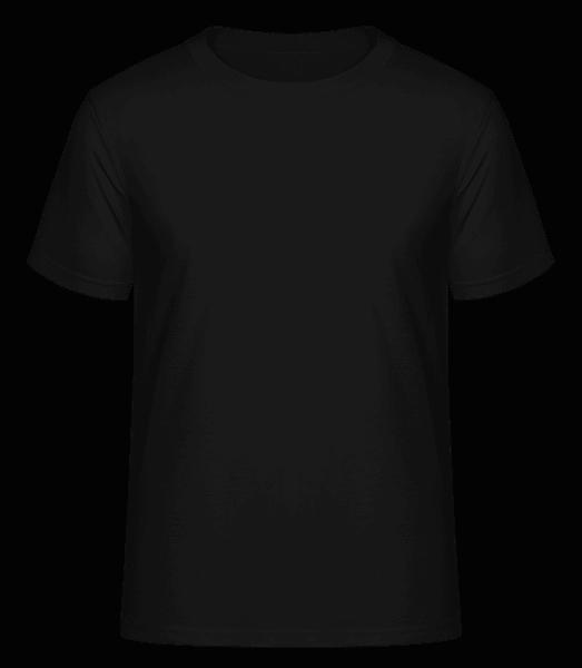 Men's Special Offer T-Shirt  - Black - Front