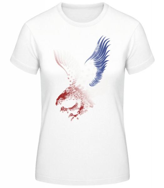 American Eagle - Women's Basic T-Shirt - White - Front