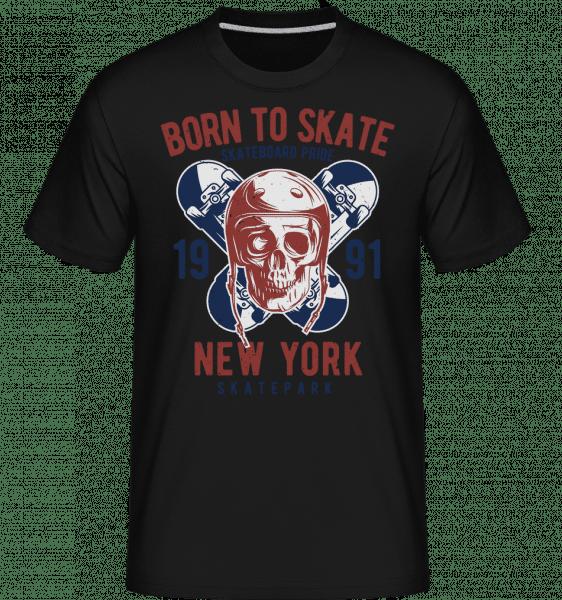 Born To Skate 1991 -  Shirtinator Men's T-Shirt - Black - Vorn