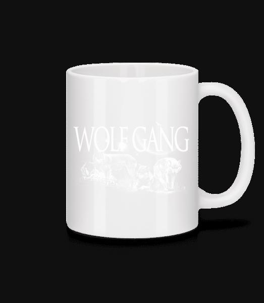 Wolf Gang - Mug - White - Front