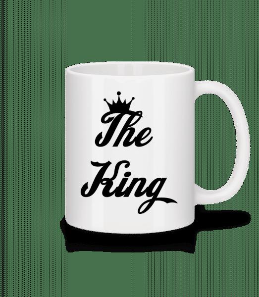 The King - Mug - White - Vorn