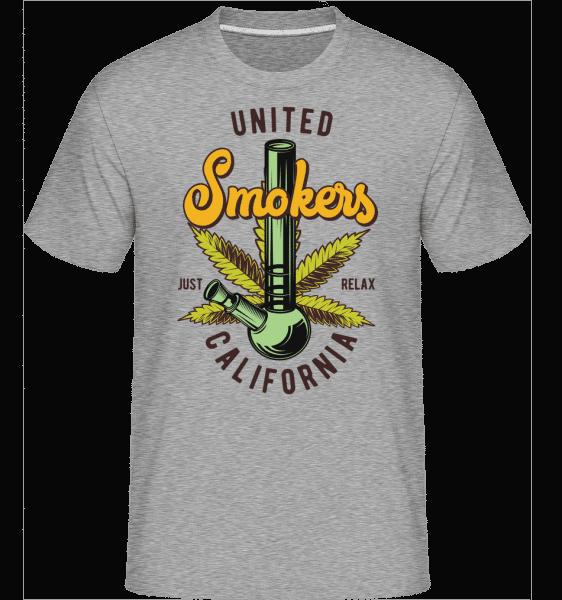 United Smokes -  - Anthracite - Vorn