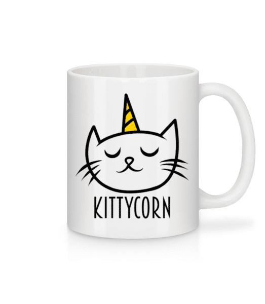 Kittycorn - Mug - White - Front