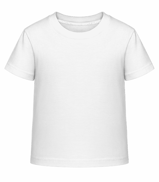 Kid's Shirtinator T-Shirt - White - Vorn