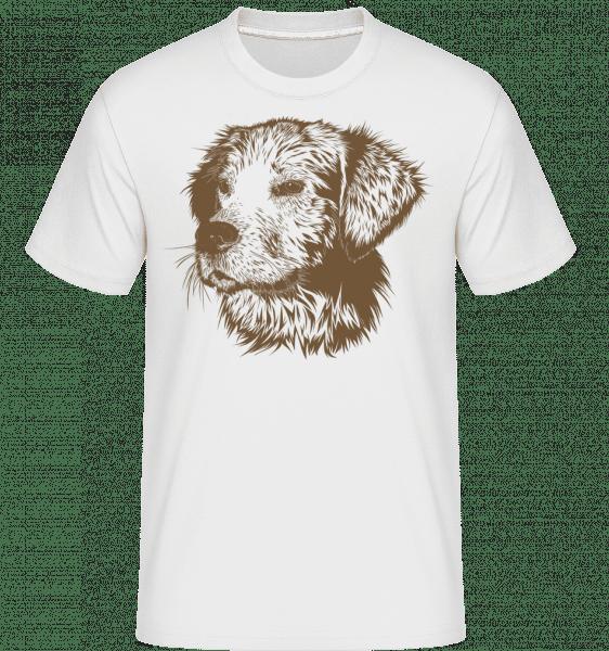 Kleiner Hund - Shirtinator Männer T-Shirt - Weiß - Vorn