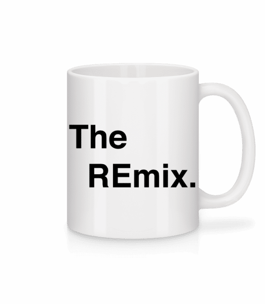 The REmix - Mug - White - Front