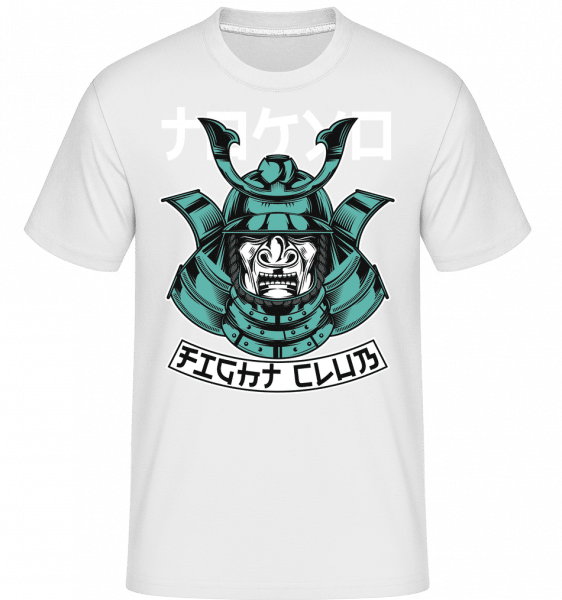 Fight Club -  Shirtinator Men's T-Shirt - White - Vorn