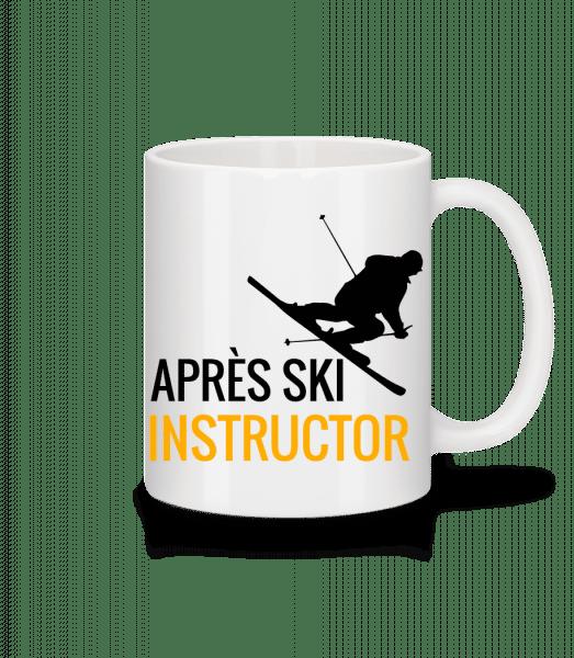 Après Ski Instructor - Mug - White - Front