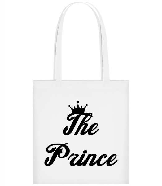 The Prince - Carrier Bag - White - Vorn