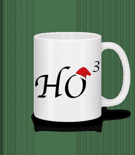 Ho * 3 - Mug - White - Vorn