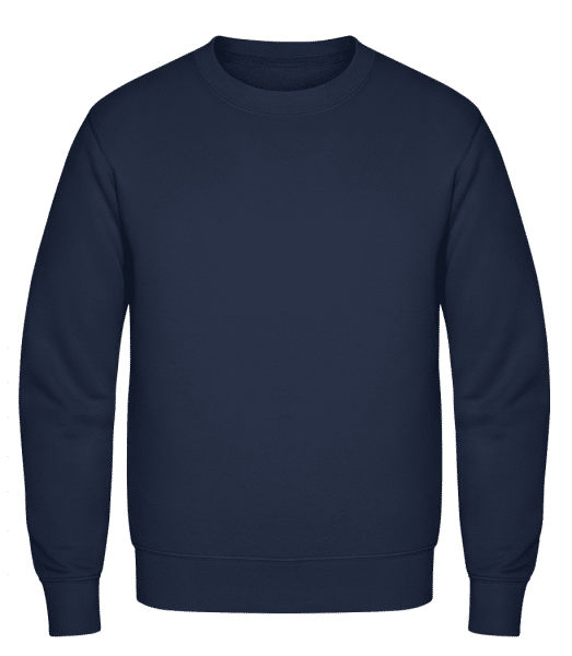 Men's Sweatshirt - Navy - Vorn
