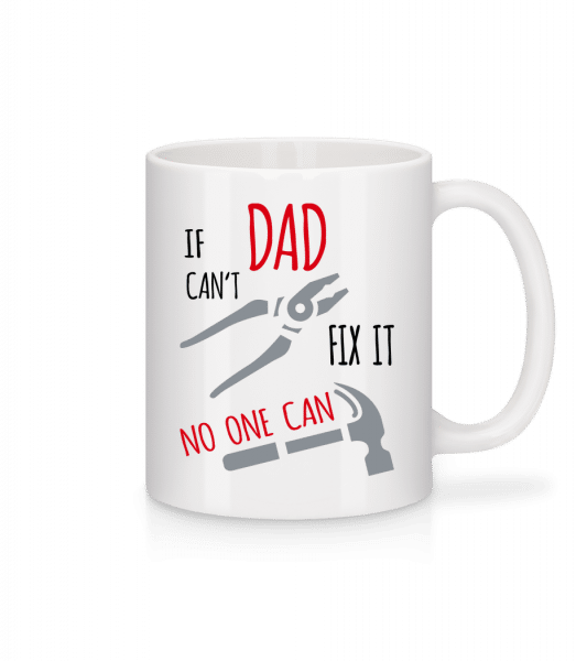 If Das Can't Fix It - Mug - White - Vorn
