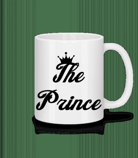 The Prince - Mug - White - Vorn