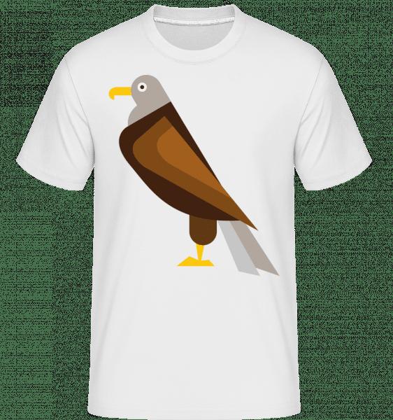 Eagle Comic -  Shirtinator Men's T-Shirt - White - Vorn