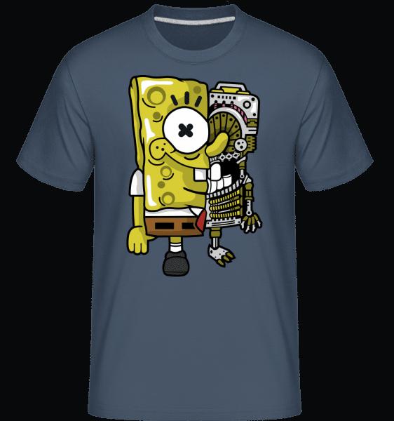 Spongebob -  Shirtinator Men's T-Shirt - Denim - Vorn