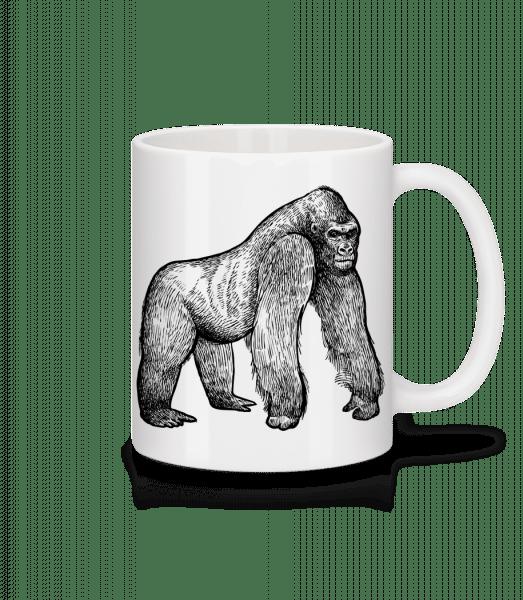 Gimpanse - Mug - White - Front