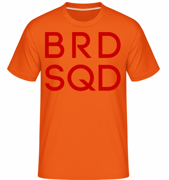 Bride Squad -  Shirtinator Men's T-Shirt - Orange - Vorn