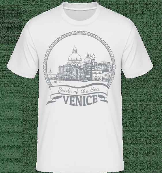 Venice Italy -  Shirtinator Men's T-Shirt - White - Vorn