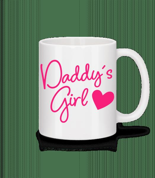 Daddy's Girl - Mug - White - Vorn
