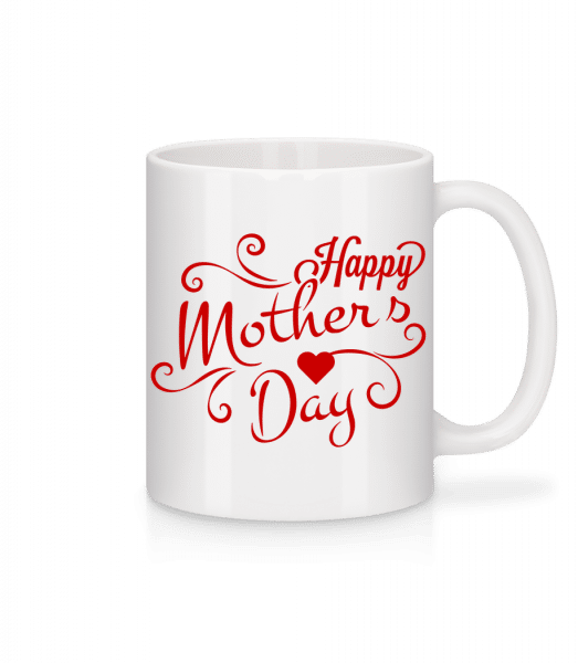 Happy Mother's Day - Mug - White - Front