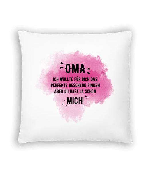 Grandma Have Already Yes Me - Cushion - White - Front
