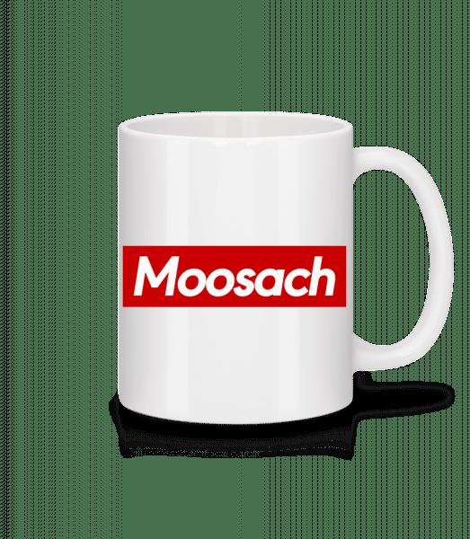 Moosach - Tasse - Weiß - Vorn