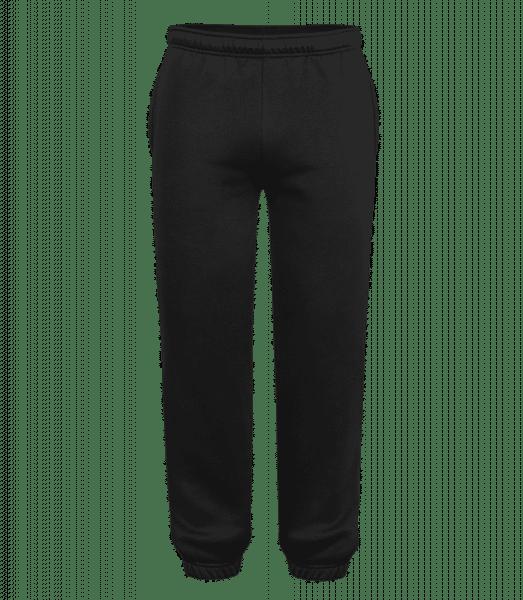Men's Sweatpants - Black - Vorn