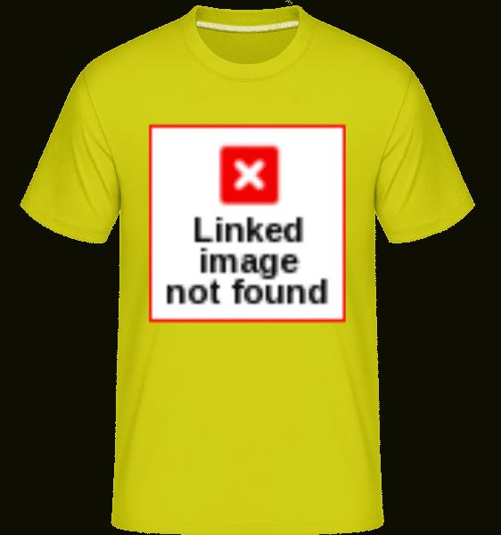 The Prayer -  Shirtinator Men's T-Shirt - Lime - Vorn