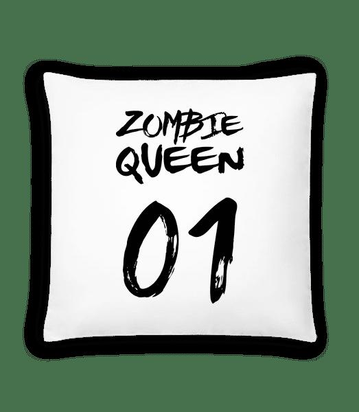 Zombie Queen - Cushion - White - Vorn