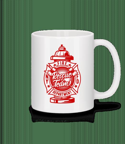 Rescue Team - Mug - White - Vorn
