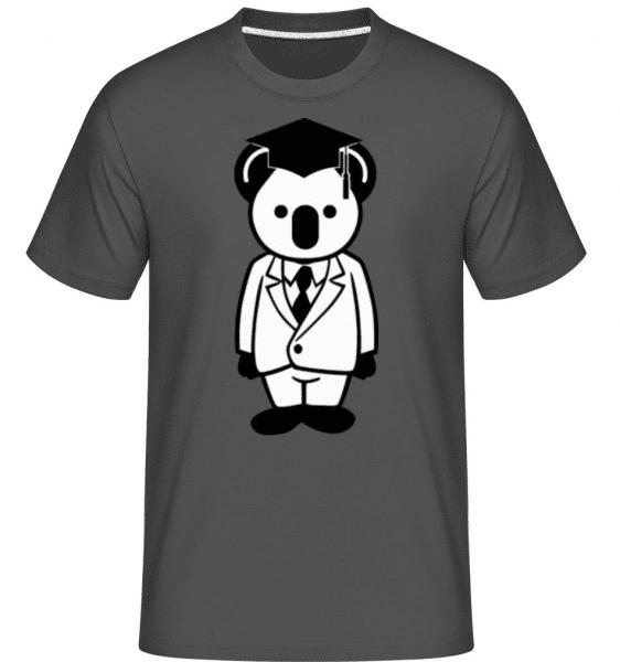 Koala -  Shirtinator Men's T-Shirt - Anthracite - Front