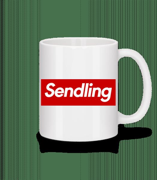 Sendling - Tasse - Weiß - Vorn