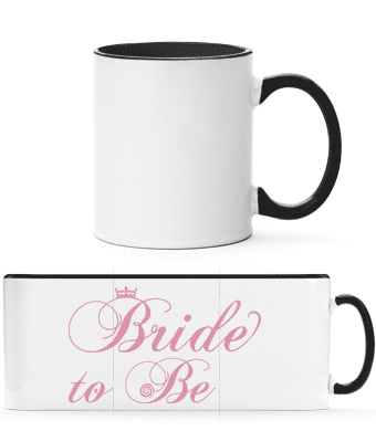 Bride To Be - Two-toned Mug - White - Vorn
