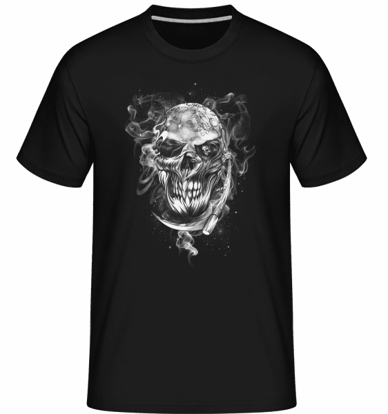 Skull -  Shirtinator Men's T-Shirt - Black - Vorn