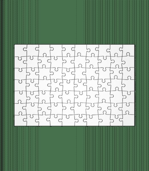 Puzzle - White - Vorn