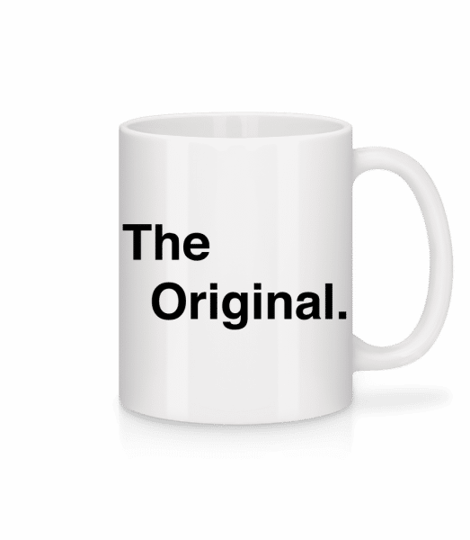 The Original - Mug - White - Vorn