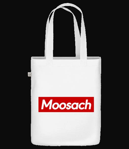 Moosach - Bio Tasche - Weiß - Vorn