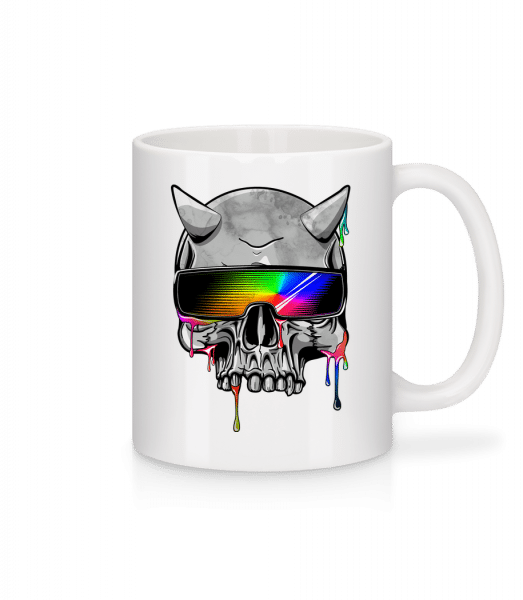 Hell Hipster - Mug - White - Vorn