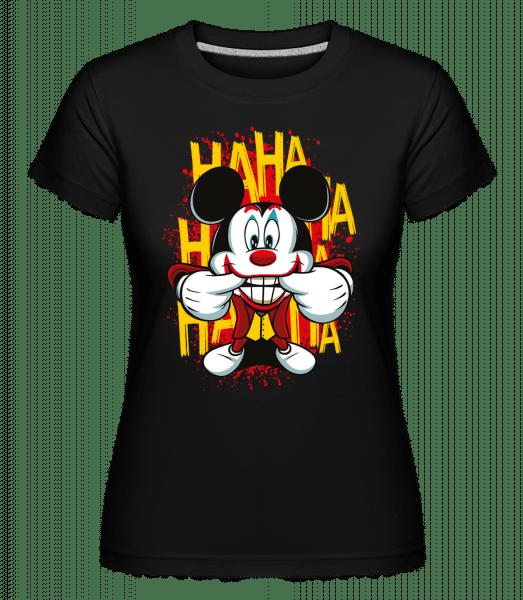 Funny Man -  Shirtinator Women's T-Shirt - Black - Vorn
