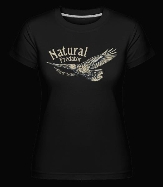 King Of The Sky -  Shirtinator Women's T-Shirt - Black - Front