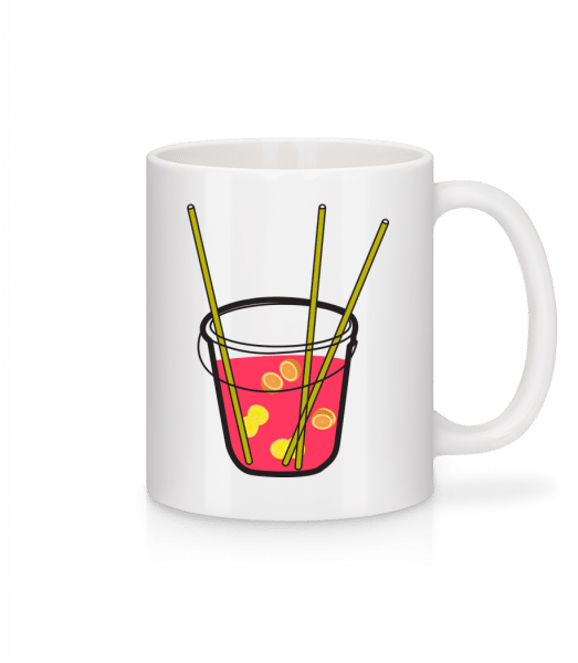 Sangria - Mug - White - Vorn