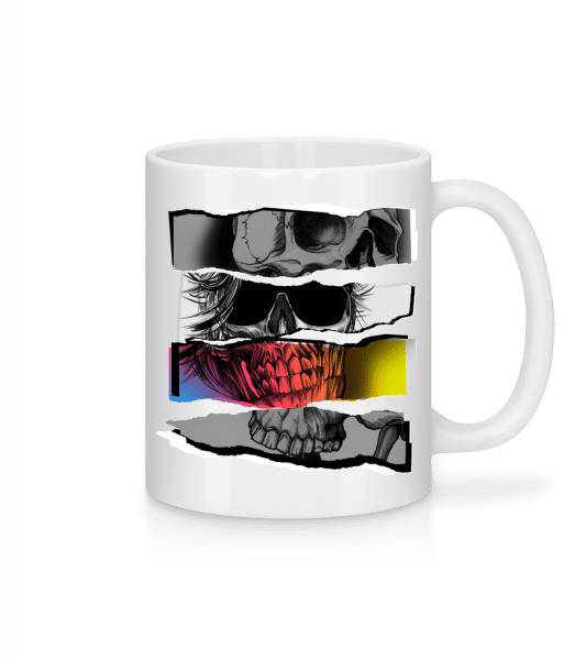 Whatever Sprinkles Your Cup Cakes - Mug - White - Vorn
