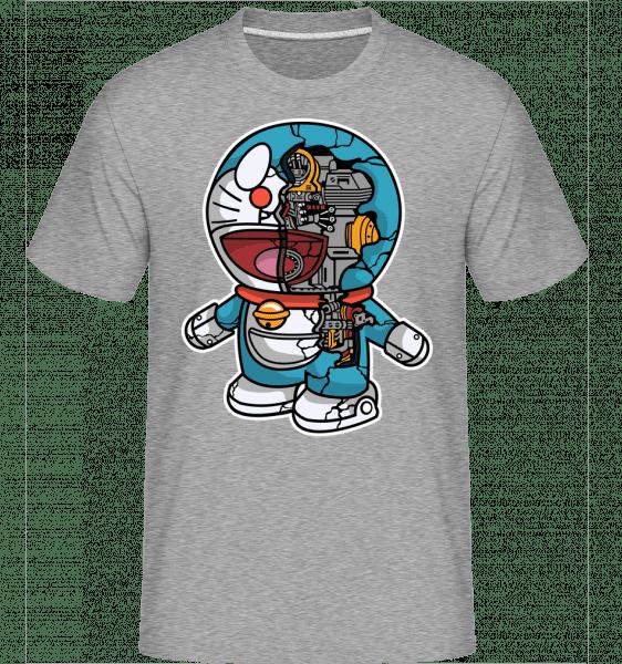 Doraemon -  Shirtinator Men's T-Shirt - Heather grey - Vorn