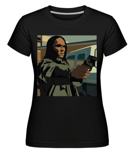 Fargo 2 -  Shirtinator Women's T-Shirt - Black - Front