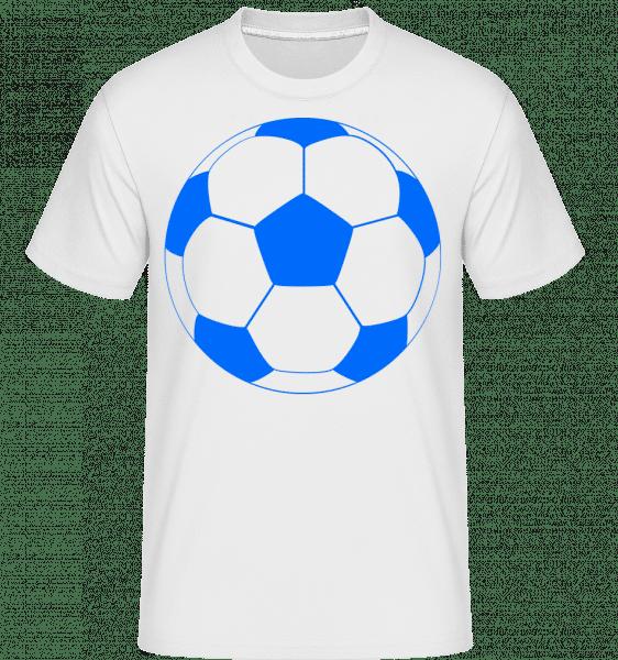 Football -  Shirtinator Men's T-Shirt - White - Vorn