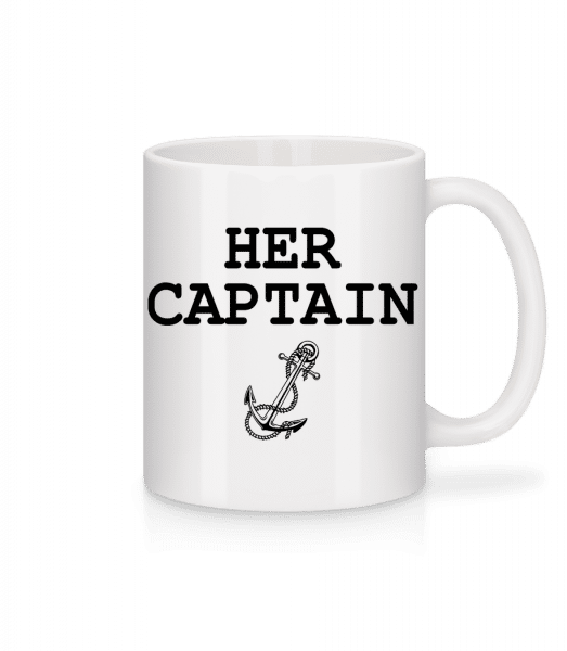 Her Captain - Mug - White - Front